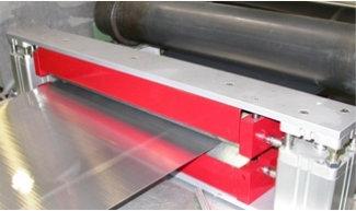 Roller Line systém pro lisování kovů